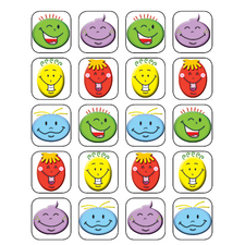 Silly Smiles Stickers