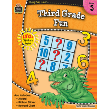 Ready-Set-Learn: 3rd Grade Fun