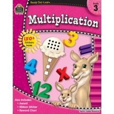 Ready-Set-Learn: Multiplication Grade 3