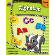 Ready-Set-Learn: Alphabet PreK-K