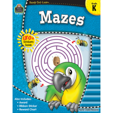 Ready-Set-Learn: Mazes Grade K
