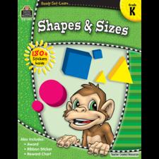 Ready-Set-Learn: Shapes & Sizes Grade K