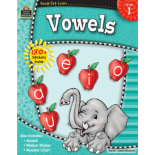Ready-Set-Learn: Vowels Grade 1
