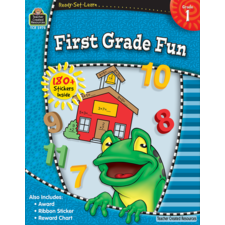 Ready-Set-Learn: First Grade Fun