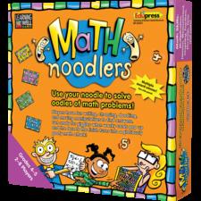Math Noodlers Game Grades 4-5