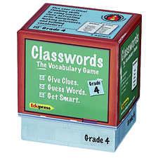 Classwords Grade 4