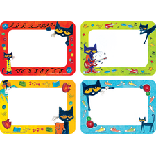 Pete the Cat Name Tags/Labels - Multi-Pack