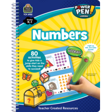 Power Pen Learning Book: Numbers