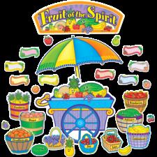 Fruit of the Spirit Bulletin Board Display Set