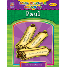 Bible Stories & Activities: Paul