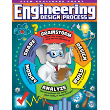 STEM - Engineering Design Process Chart