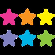 "Spot On Bright Stars Carpet Markers - 7"""