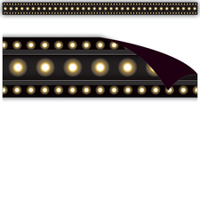 Black Marquee Magnetic Strips