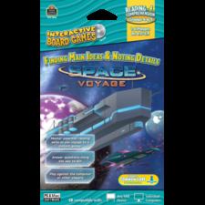 Space Voyage Computer Game CD Grade 4-5