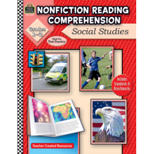 Nonfiction Reading Comprehension: Social Studies, Grades 1-2