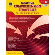Targeting Comprehension Strategies for the Common Core Grade 2