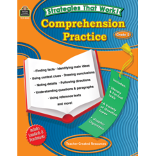 Strategies that Work: Comprehension Practice, Grade 5