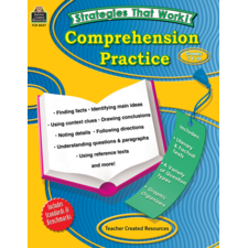 Strategies that Work: Comprehension Practice, Grades 7 & Up