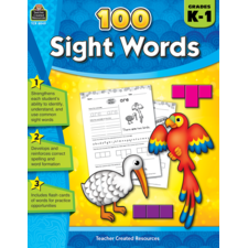 100 Sight Words Grades K-1