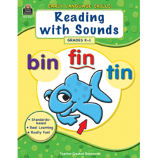 Early Language Skills: Reading with Sounds