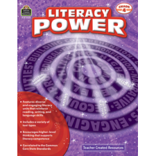 Literacy Power Grade 4