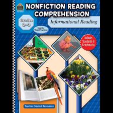 Nonfiction Reading Comprehension: Informational Reading, Grades 2-3