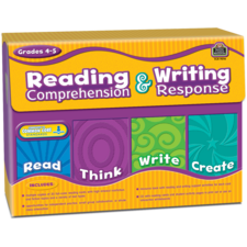 Reading Comprehension & Writing Response Grade 4-5