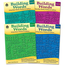 Building Words: Using Base Words, Prefixes & Suffixes Set
