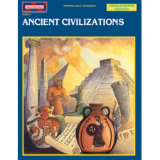 Ancient Civilizations Reproducible Workbook