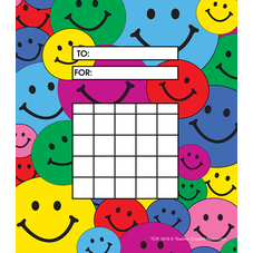 Happy Faces Incentive Charts