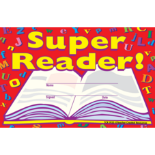Super Reader Awards