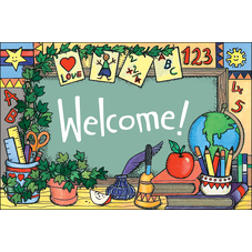 School Tools (Welcome) Postcards