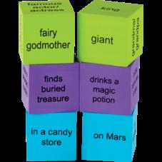 Foam Story Starter Cubes