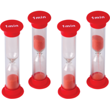1 Minute Sand Timers-Small