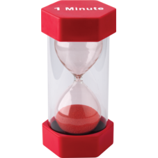 1 Minute Sand Timer-Large