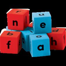 Foam Alphabet Dice
