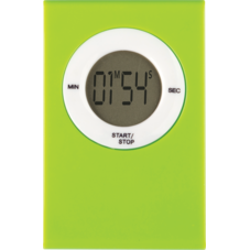 Magnetic Digital Timer - Lime