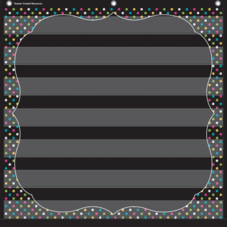 Chalkboard Brights 7 Pocket Chart