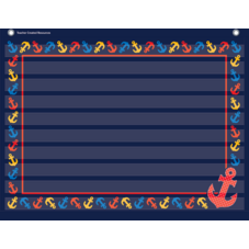 Anchors Mini Pocket Chart