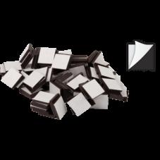 "Adhesive Magnetic Squares 3/4"" 50 Pack"