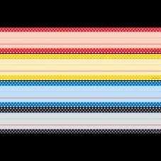 Classic Colors Polka Dots Sentence Strips
