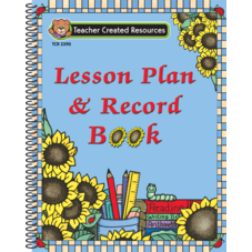 Sunflowers Lesson Plan & Record Book