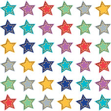 Marquee Stars Mini Accents