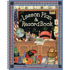 Lesson Plan & Record Book from Susan Winget