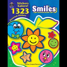 Smiles Sticker Book