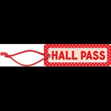 Polka Dots Hall Pass