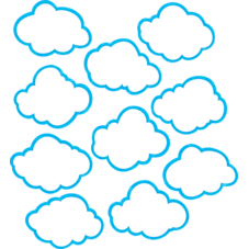 Clouds Accents