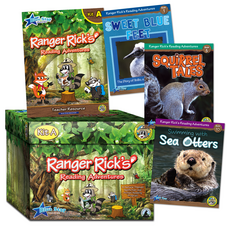 Ranger Rick's Reading Adventures Kit Level A