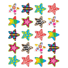 Fancy Stars Stickers