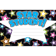Fancy Stars Star Student Awards